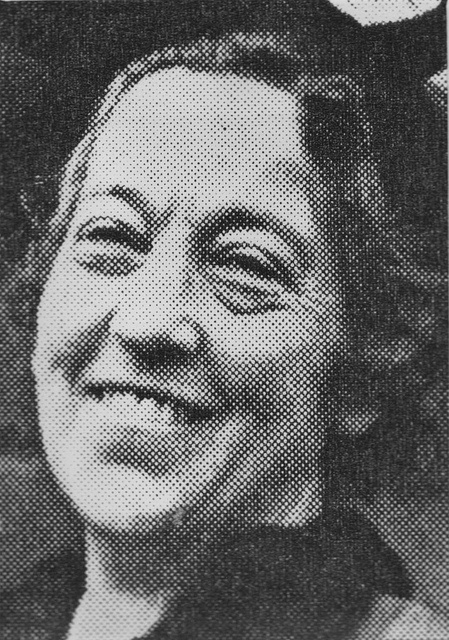 1949 - Mary Francis Davidson.    Mary Davidson worked in the Labour Party from 1922 and became Acting Secretary in 1949 when Luke Duffy, the outstanding Secretary, joined the IDA. She was the first woman to hold such a position in an Irish political party. She became Secretary of the Labour Party in 1962, a position she held until 1967.    Mary Davidson was also the first woman to be elected a Labour Senator. She served as a Senator from 1950-51 and 1954-61.