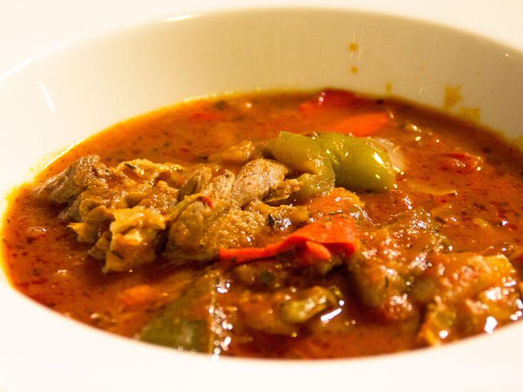 Turkisk lammgryta med bulgur | Recept från Köket.se