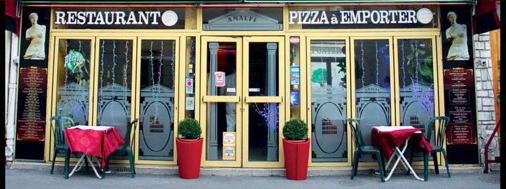 Restaurant italien Amalfi Paris 15 Grenelle