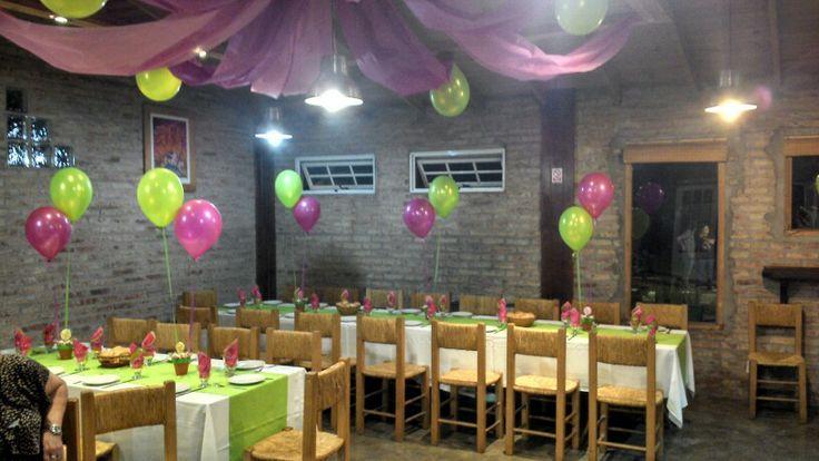 Fiesta de 15 decoracion sencilla y heemosa | para los 15 ...