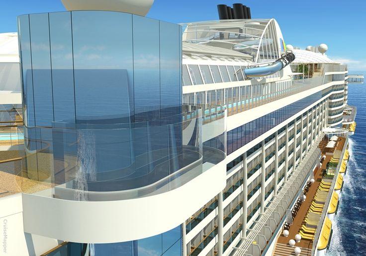 Dos nuevos barcos de Aida Cruises en el Mediterráneo y Atlántico - https://www.absolutcruceros.com/nuevos-barcos-aida-cruises/