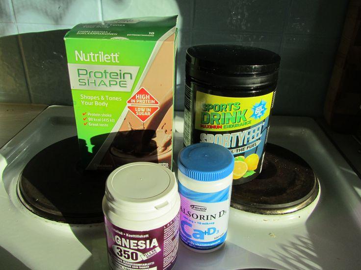 Fitness.Laihdutus. Lisäravinteet ja Vitamiinit.