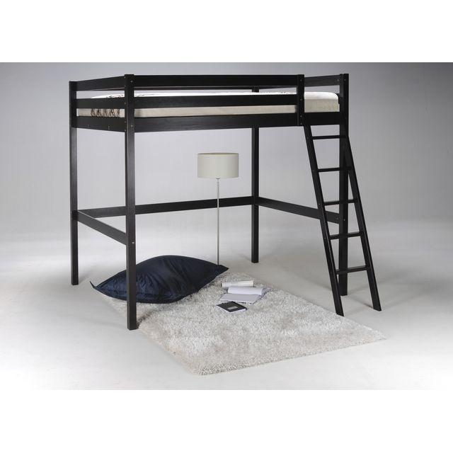 lit mezzanine 160x200 ikea evanger support matelas x cm. Black Bedroom Furniture Sets. Home Design Ideas