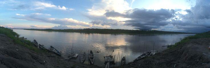 Puerto náutico de Naranjales, Amazonas Colombiano