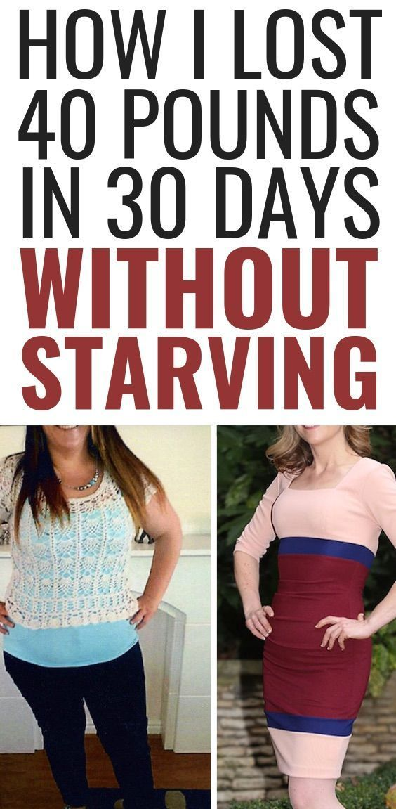 Weight Loss Advice From 40 Year Old Mom Who Lost 40 Pounds In 30
