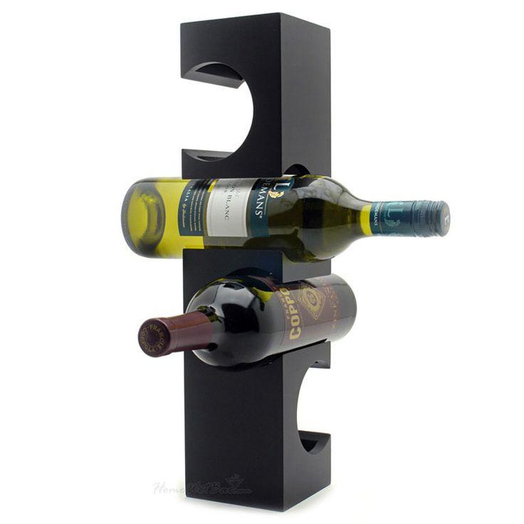 Preferenza Oltre 25 fantastiche idee su Portabottiglie di vino su Pinterest  LE53