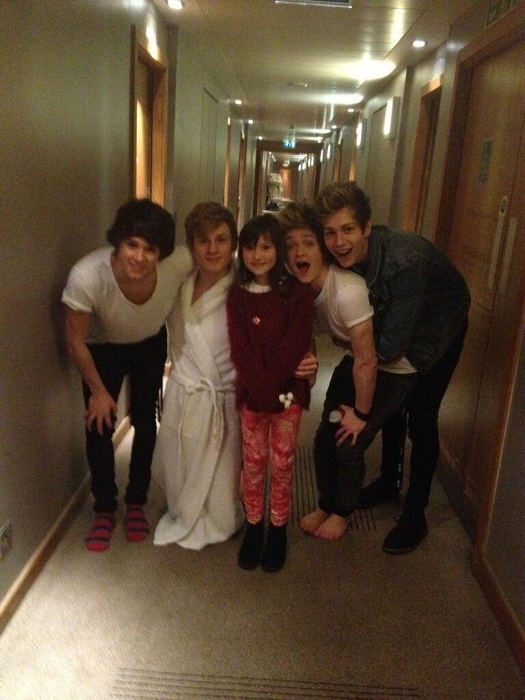 The Vamps (TheVampsband) on Twitter Brad    Tristan Connor James <3