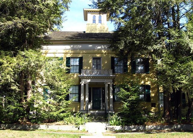 Dickinson Homestead, Amherst, Massachusetts