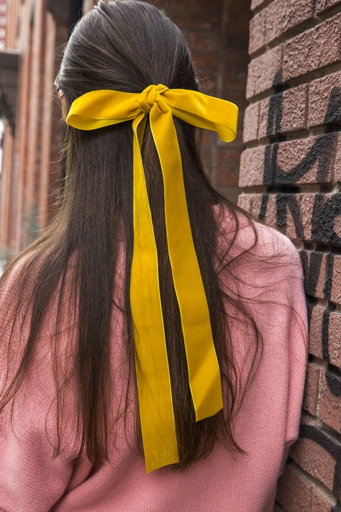 How to style a bow and still look like you!