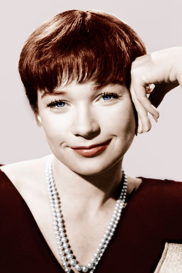Shirley MacLaine (April 24, 1934)MacLaine has had an extremely rare career, in that she's just as famous for her early roles, like 1960's The Apartment, as for those she played in middle age (her Oscar winning turn in 1983's Terms of Endearment) and later in life (2011's Bernie, and her fabulous guest spot on Downton Abbey).  #refinery29 http://www.refinery29.com/old-hollywood-actresses#slide-41