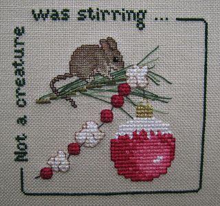 Stitching Dreams: Just Cross Stitch 1998 Ornament issue