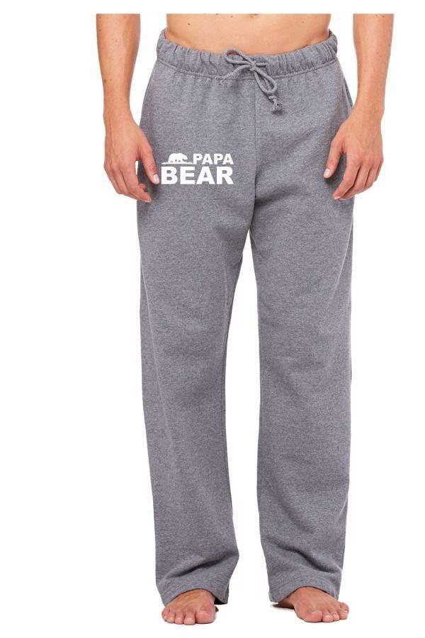 papa bear new 1 1 Sweatpants