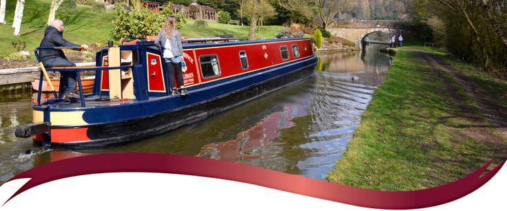 United Kingdom 🇬🇧 Canal Boat Holidays - BlackPrince Barges