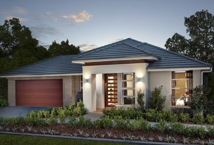 A Clarendon home. Love the colour combo, best alternative re wisdom is 'promenade' facade