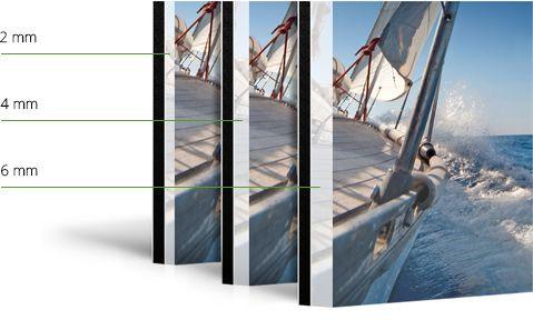 Acrylglas Fotos mit echtem Fotoabzug online bestellen | WhiteWall