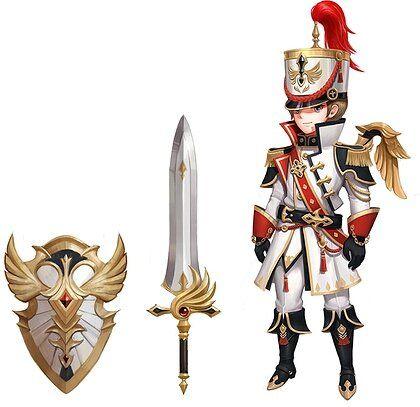 Rudy Seven Knights 세븐 나이츠 - Google 검색