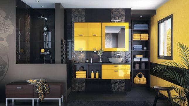 La déco colorée: jaune éclatant | Les idées de ma maison