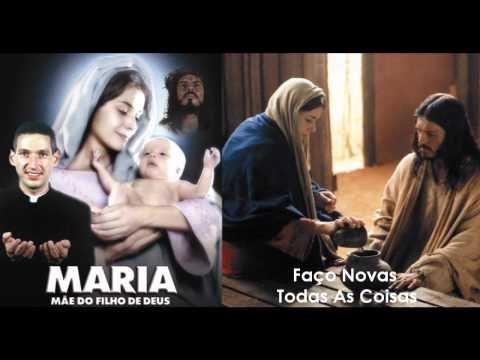 Padre Marcelo Rossi   2003 - Maria, Mãe Do Filho De Deus: Faço Novas Todas As Coisas