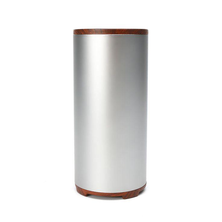 GX-Diffuser C01 Portable 1200mAh Ozone Air Purifier Metal & Wood Grain Style