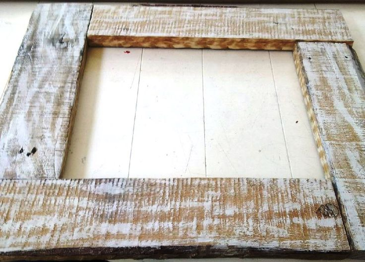 Vintage style frames R80 each, just whitewashed.  Can be used as table center pieces instead of mirrors.