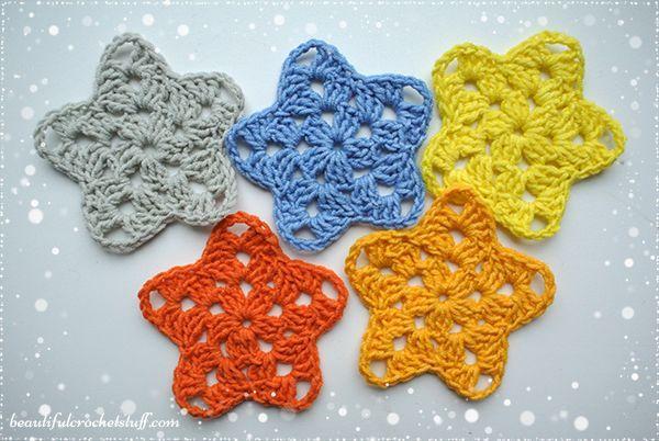 Free Crochet Patterns and Tutorials   Beautiful Crochet Stuff
