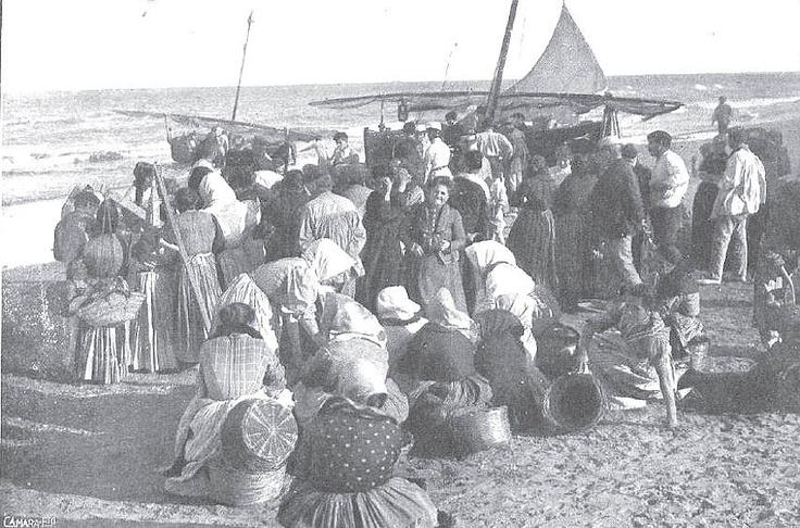 Playa del Cabanyal (1922)