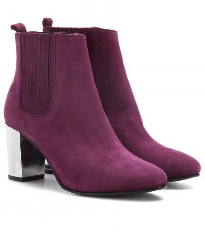 #OpeningCeremony - Brenda suede ankle boots