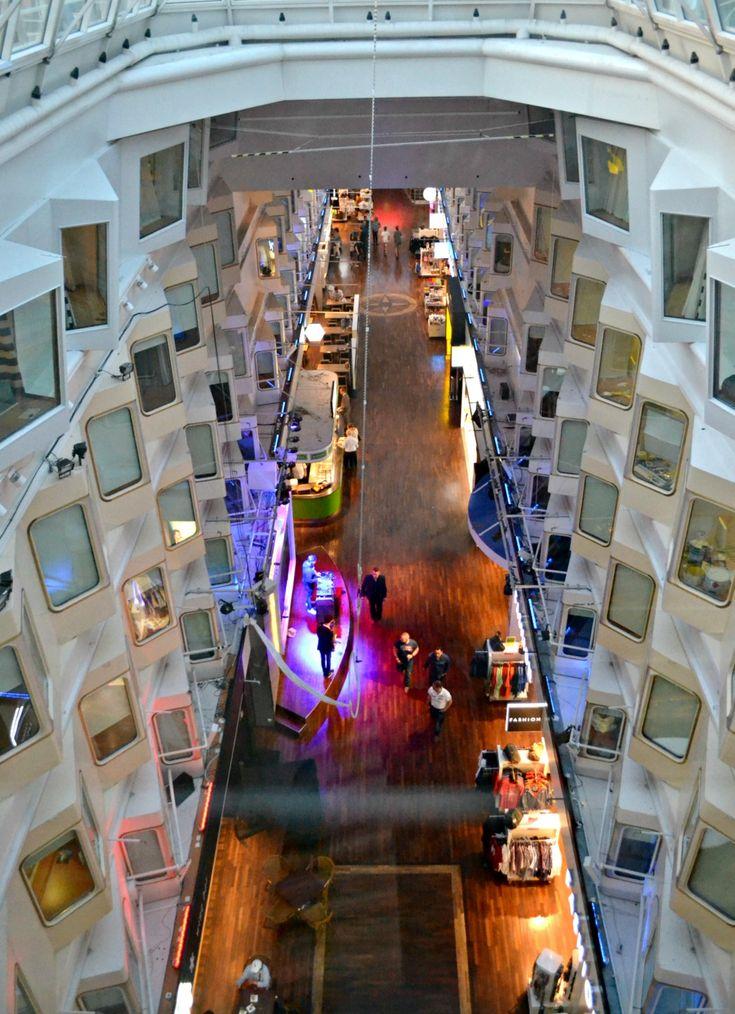 Travel: Kreuzfahrt mit der Silja Line Shoppingmeile #shopping #kreuzfahrt #cruise #silja #skandinavien #scandinavia #europa