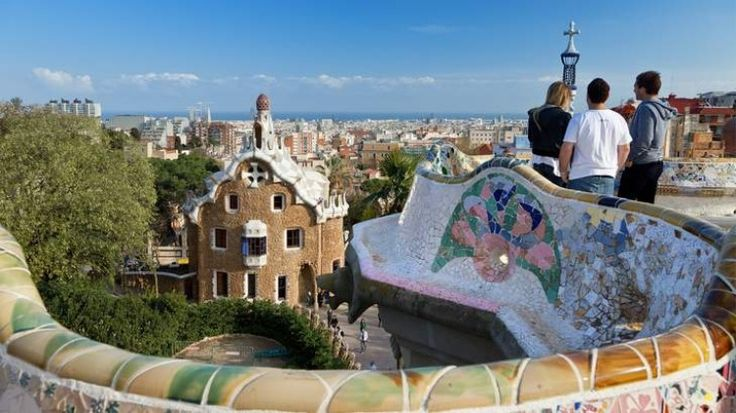 One day three ways: Barcelona