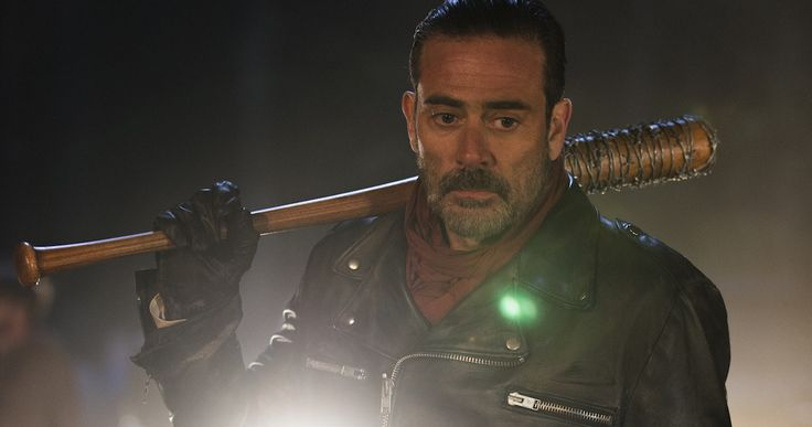 'Walking Dead' Season 7 VFX Video Teases Negan's Gory Death Blow -- 'Walking Dead' Season 6 finale director shows off part of the VFX that will be used when Negan's victim is revealed. -- http://movieweb.com/walking-dead-season-7-vfx-video-negan-death-scene/