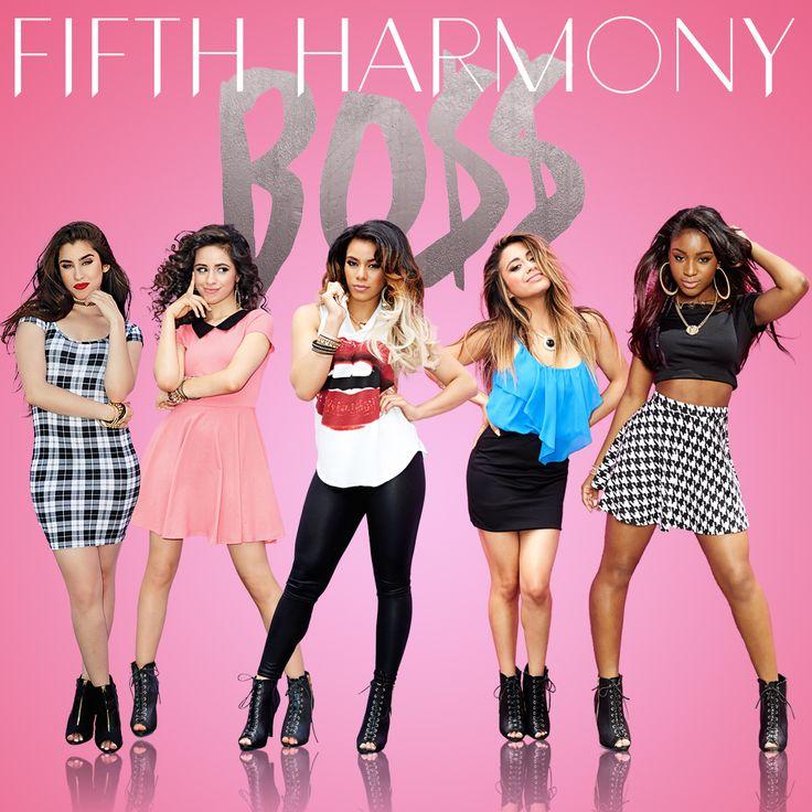 Pix For > Fifth Harmony Album Cover