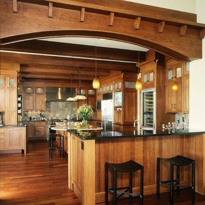175 best craftsman style kitchens images on pinterest. Black Bedroom Furniture Sets. Home Design Ideas