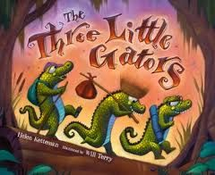 Little Miss Hypothesis - Lessons from the Science Lab: The Three Little Gators! The usefulness of rocks...