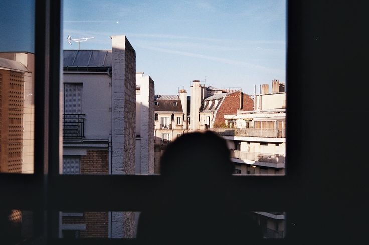 Paris • Jake Powell © 2016 • 35mm Film Photography •