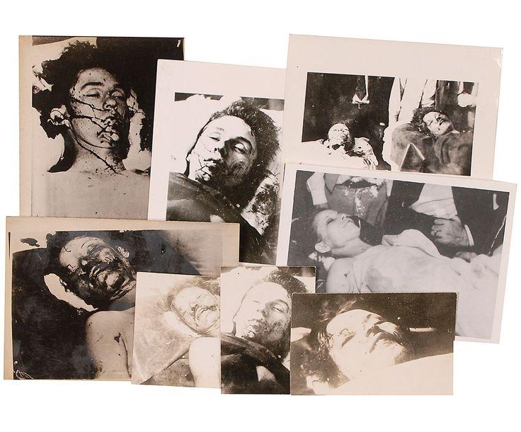 Bonnie And Clyde Car Location: Bonnie Parker Mortuary Pics