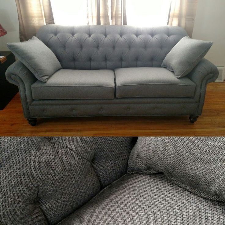 Style Of Traditional Button Tufted Sofa with Nailhead Trim by Smith Brothers Beautiful - Beautiful smith brothers sofas New