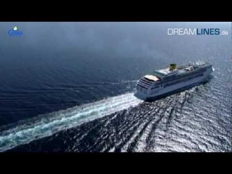 www.cruisejournal.de #Kreuzfahrt #cruise #Costa #Victoria - #Rundgang und alle Informationen