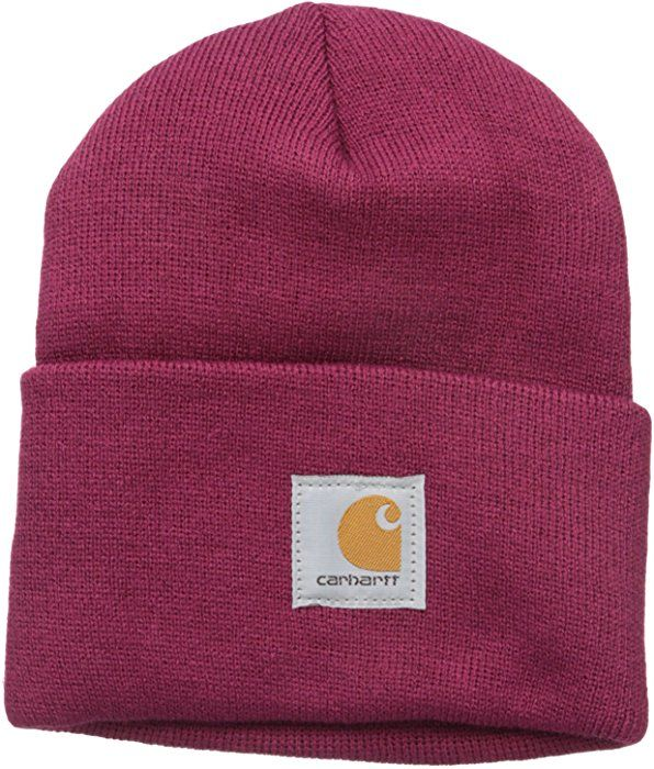 fb02aaf9e0688 Amazon.com  Carhartt Women s Acrylic Rib Knit Watch Hat