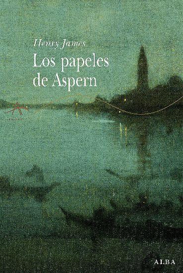 Los papeles de Aspern es el título de una novela corta de Henry James publicada por primera vez por entregas en la revista The Atlantic Monthly en 1888, y aparecida en libro al año siguiente.