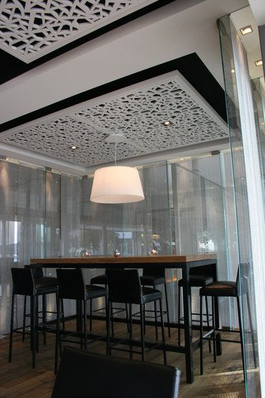 Sistemas de techos | Bruag acoustic system | Bruag. Check it out on Architonic