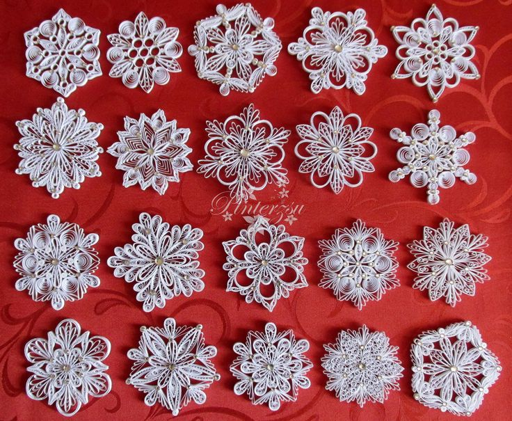 Pin by pint r ferencn on christmas my works pinterest for Decoration quilling