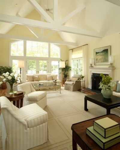 Soft color scheme ▇  #Home #Design #Decor  via - Christina Khandan  on IrvineHomeBlog - Irvine, California ༺ ℭƘ ༻