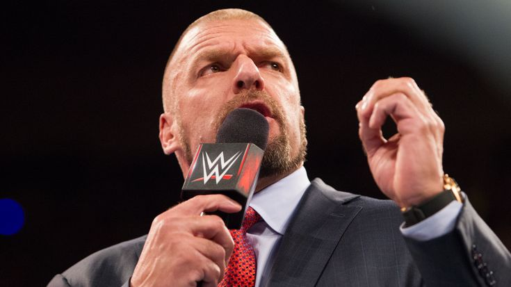 WWE Superstar Triple H's official profile, featuring bio, exclusive videos, photos, career highlights and more!