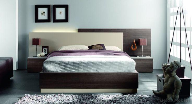 Best 25 dormitorios matrimonio ideas on pinterest for Muebles belda