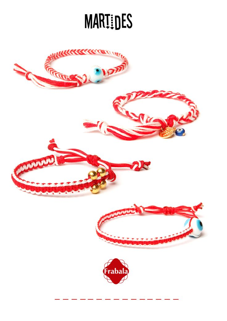 Find your March bracelet @ www.facebook.com/frabala.gr