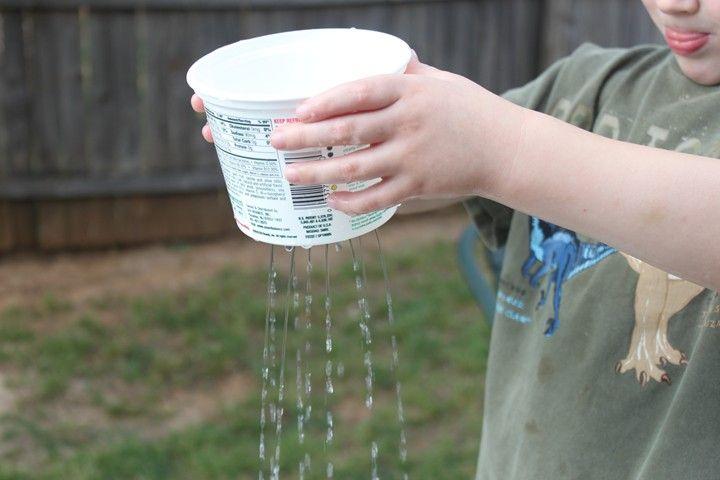Preschool Water Play Activities