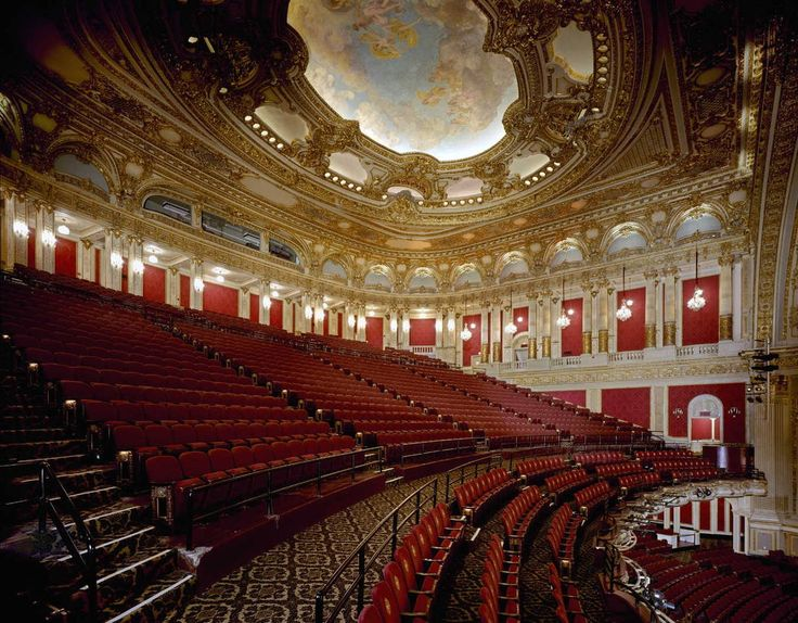 17 Best Images About Boston Opera House On Pinterest