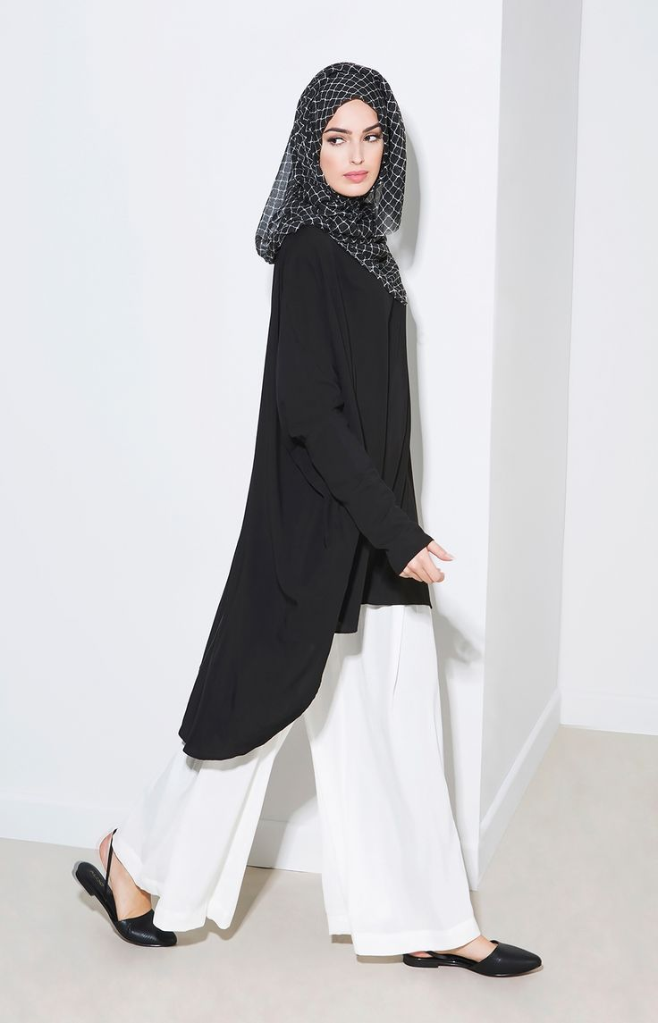 Casual Kaftan Black