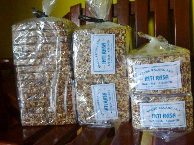 Jipang kacang Inti Rasa Kebumen