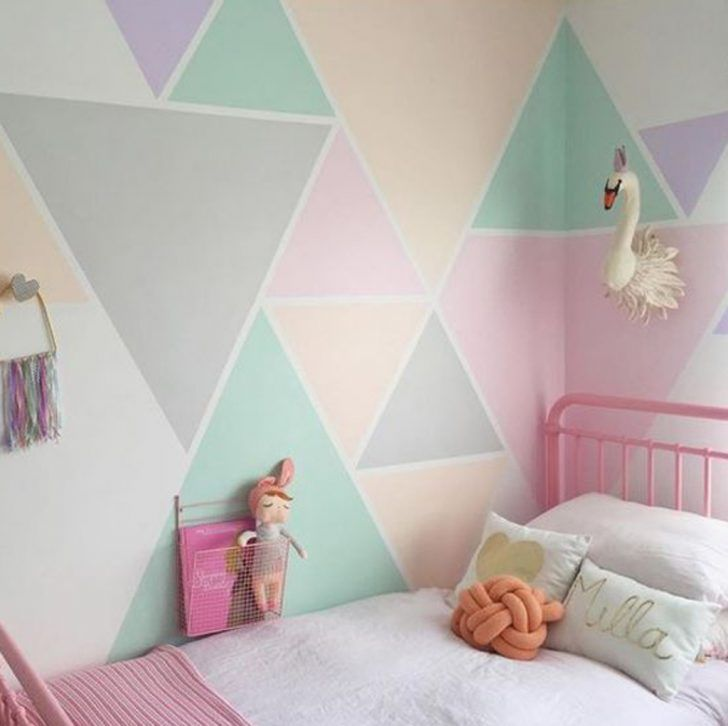 Kids Room 18 Awesome Kids Wall Painting Ideas That Makes Them